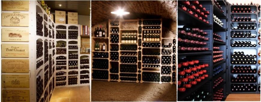 Vin : Conditions de conservation
