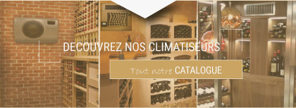 Catalogue climatiseurs